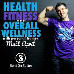 Bent On Better Podcast logo