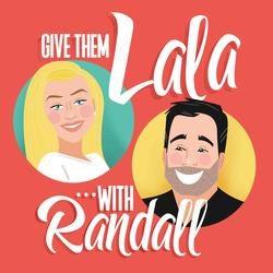 Give Them Lala Podcast Logo
