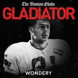 Gladiator Podcast Logo