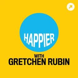 Happier With Gretchen Rubin Podcast Logo