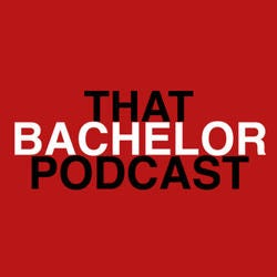 that bachelor podcast logo