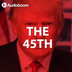 the 45th podcast logo