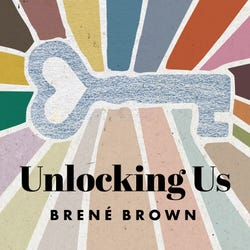 Unlocking Us Podcast Logo