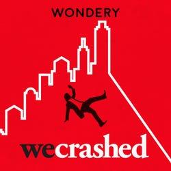 We Crashed Podcast Logo