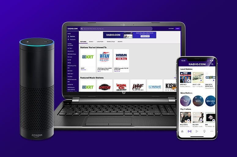 Alt 94.7 Streaming Smart Speakers