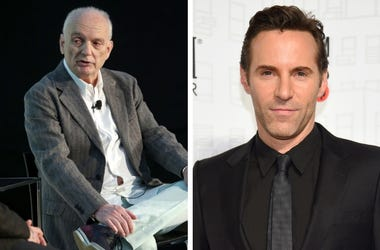 David Chase and Alessandro Nivola