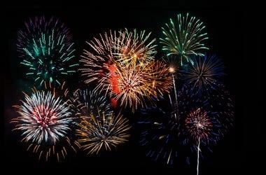 4th of July celebration Haggin Park