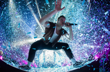 Dan Reynolds of Imagine Dragons