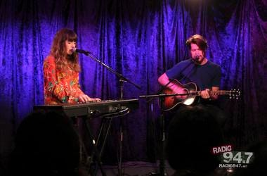 Oh Wonder Sound Stage Sacramento Live RADIO 94.7 Acoustic Session Ultralife