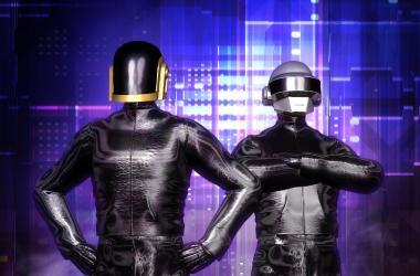 Old Daft Punk