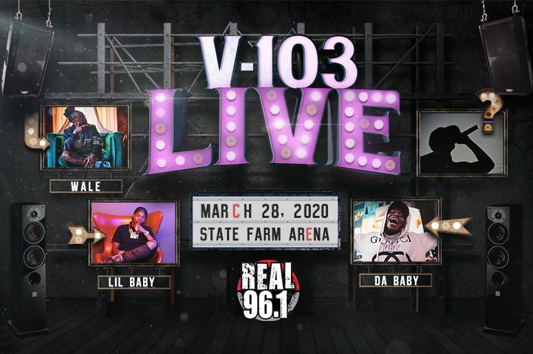 V - 103 Live