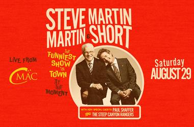 Martin's show logo
