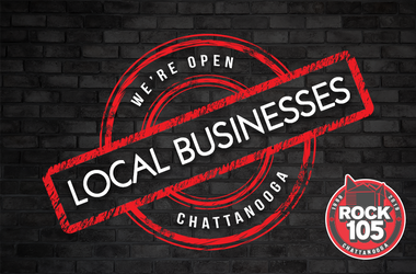 We're Open Chattanooga