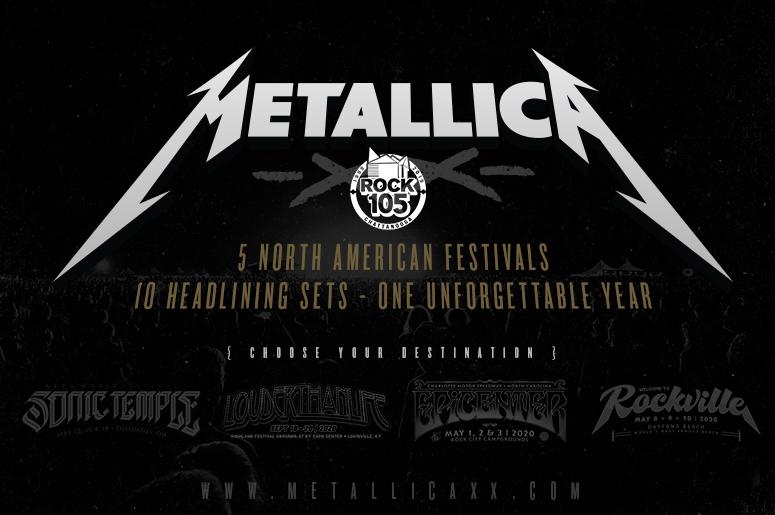 Metallica @ DW Festivals