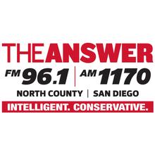 The ANSWER San Diego   FM 96.1 AM 1170