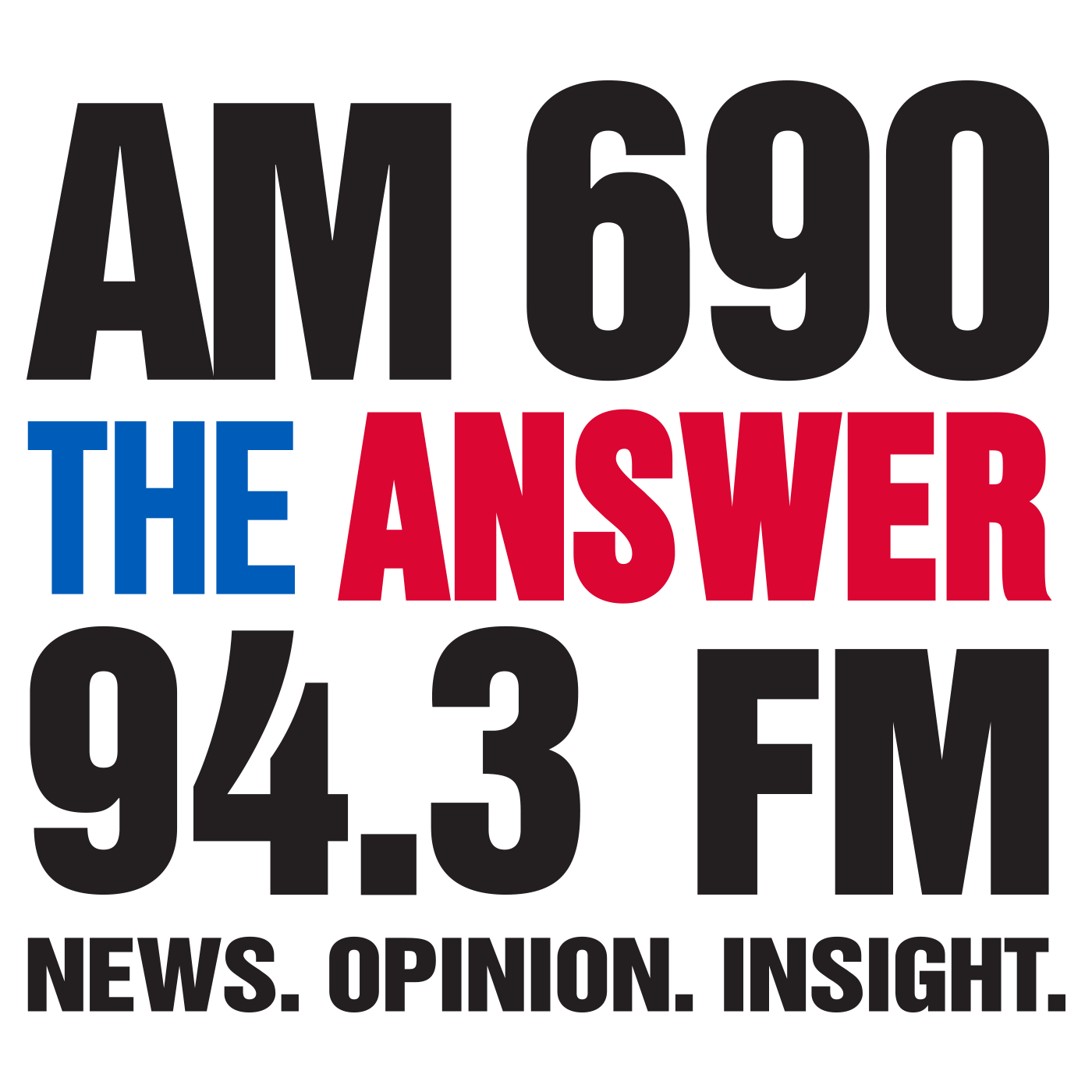 AM 690 The ANSWER