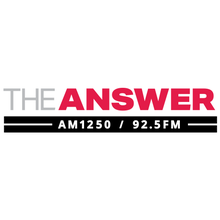 AM 1250 The ANSWER