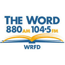 The Word 880 AM and 104.5 FM WRFD