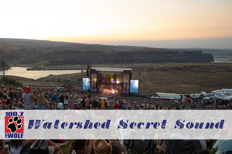 Wolf Watershed Secret Sound