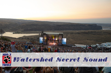 Wolf Watershed Secret Sound