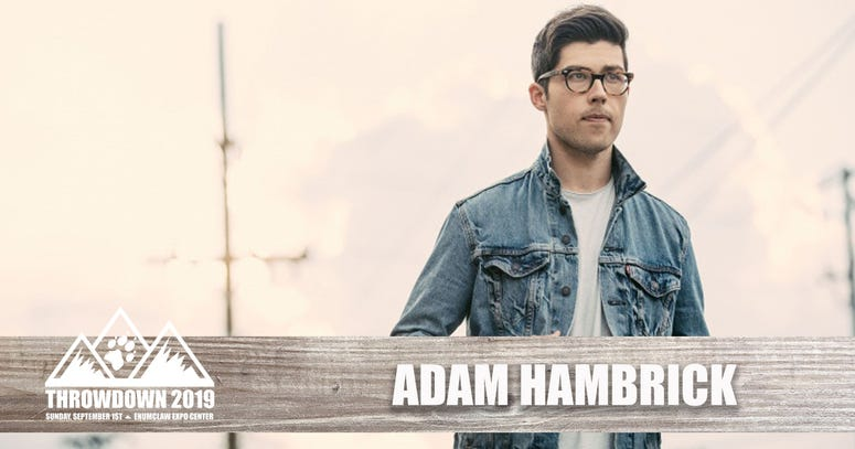 Adam Hambrick Throwdown 2019