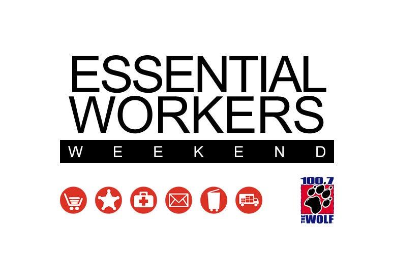 Essential Workers Weekend