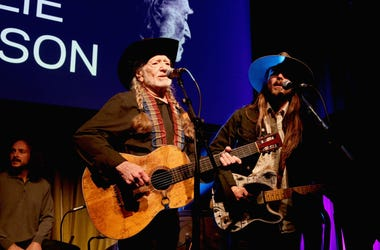 Wille & Lukas Nelson