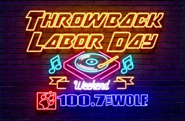 Labor Day Throwback Weekend