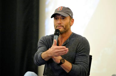Tim McGraw attends the screening of 'Free Solo'