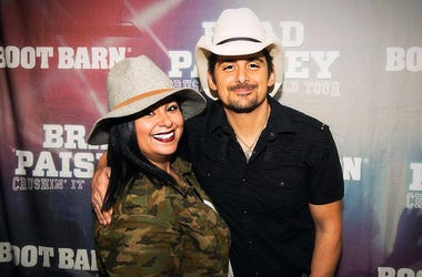 Ellen Tailor Brad Paisley Tacoma Seattle Washington