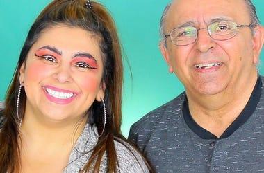 Ellen Tailor, Pete the Greek, Youtube Makeup Tutorial