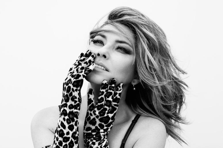 Shania twain singles discography