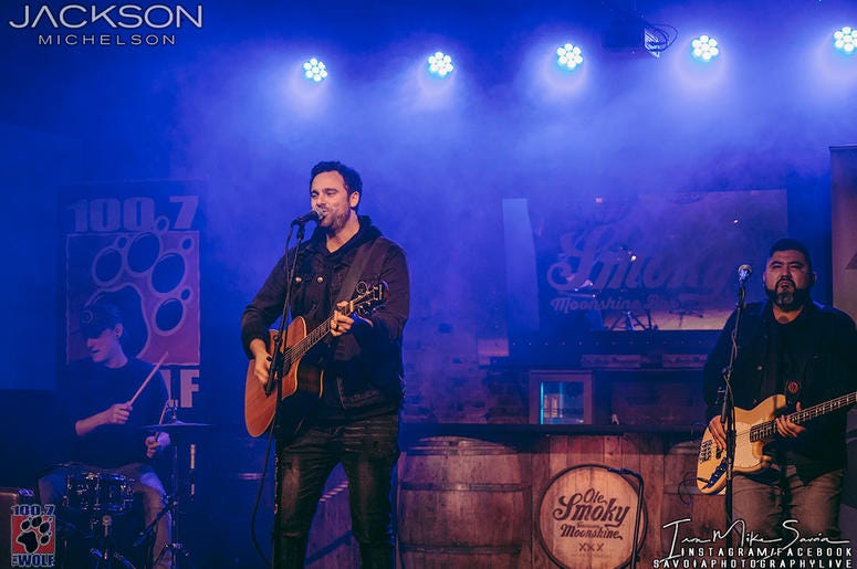 Jackson Michelson New Country Night Out