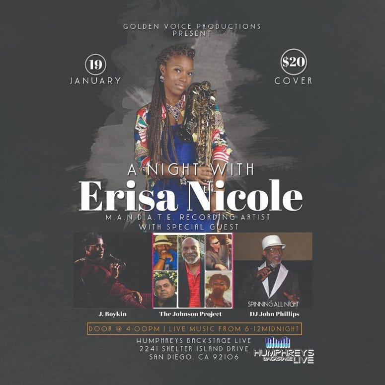 Erisa Nicole