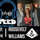 Roosevelt Williams, Brandee J, Ahmed