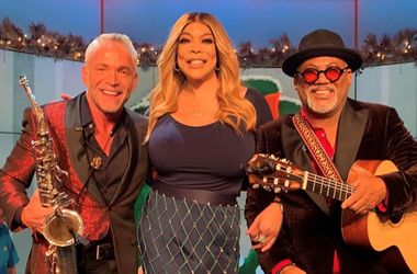 Dave Koz, Wendy Williams, Jonathan Butler