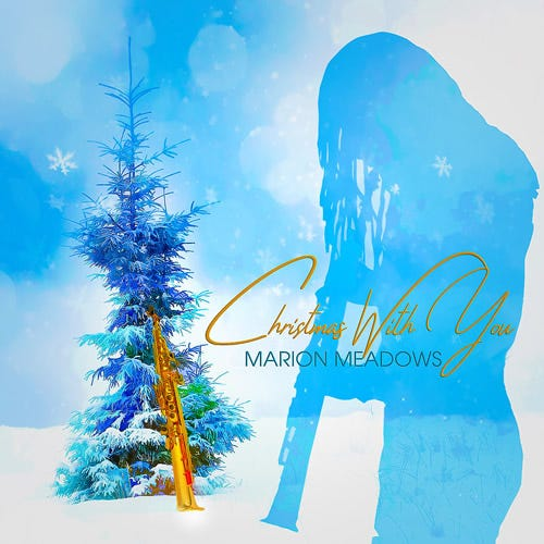 Marion Meadows - Christmas With You Cover