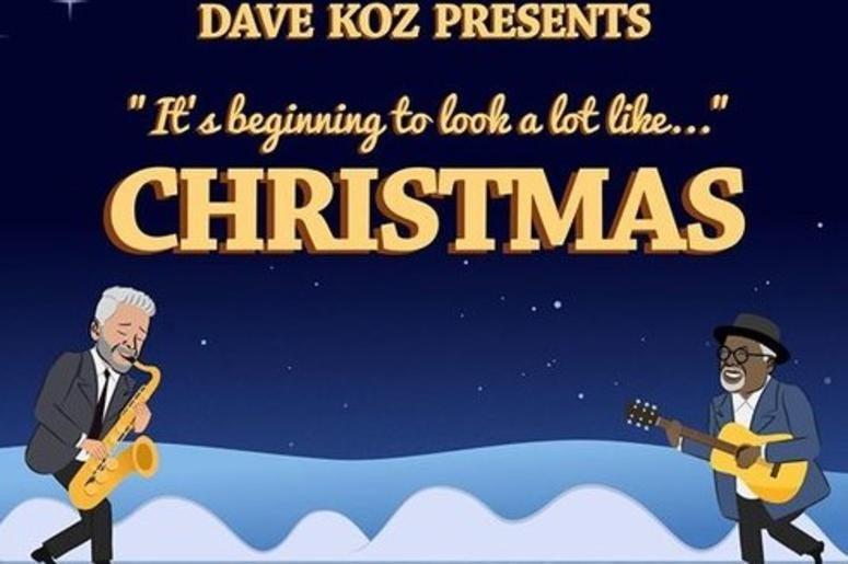 Dave Koz and Jonathan Butler Animated