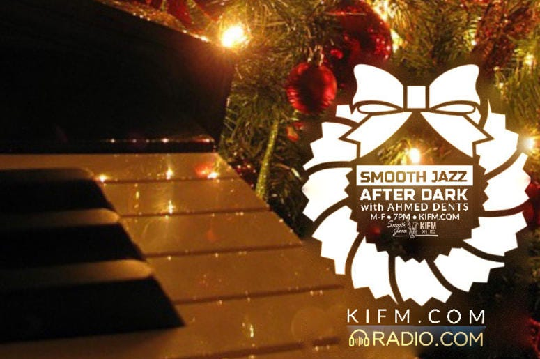 Ahmed's Christmas Smooth Jazz Notes