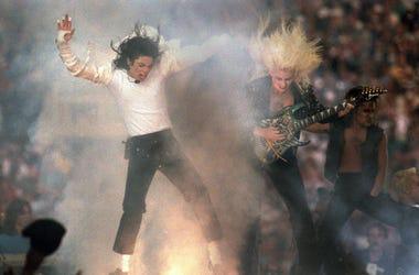 Michael Jackson Halftime