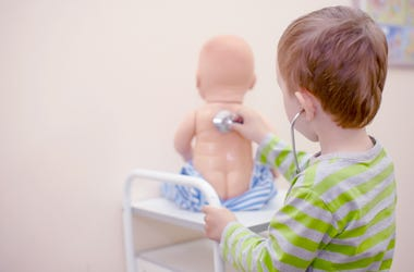 Group Therapy: My Boy Plays With Dolls