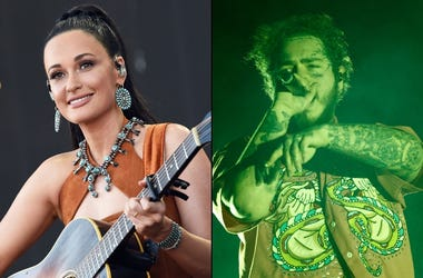 Kacey Musgraves and Post Malone