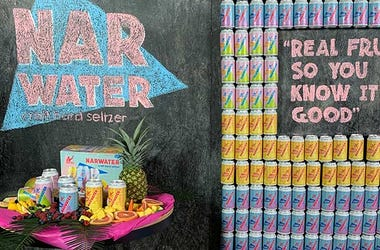 Narwater Hard Seltzer