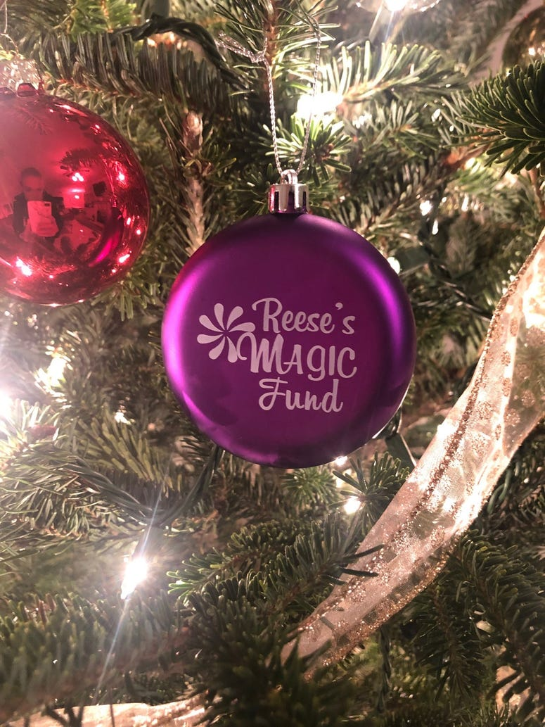 Reese's Magic Fund