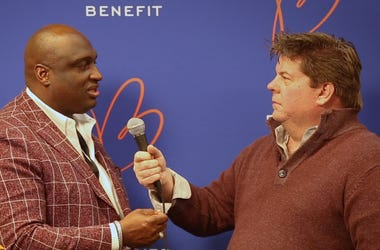 Rodney Bullard at Beloved Benefit with Jeff Dauler