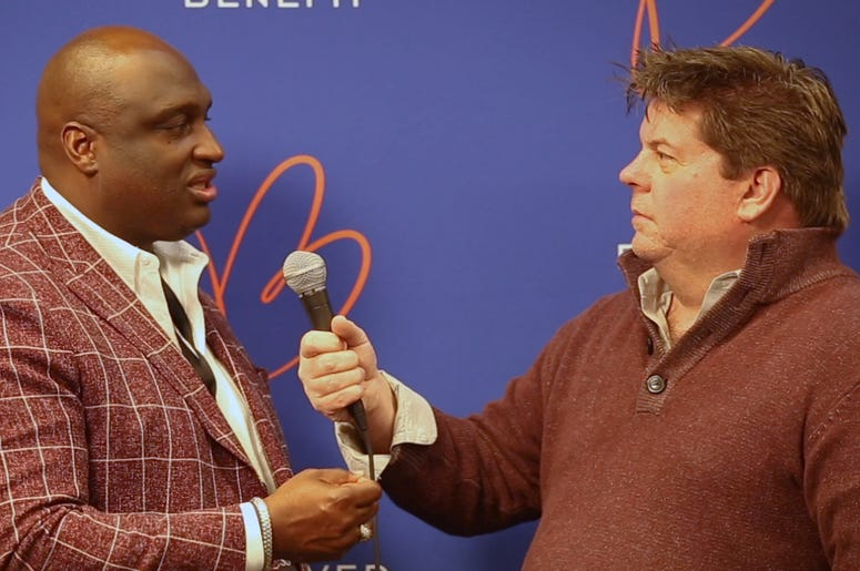Rodney Bullard at Beloved Benefit with Jeff Dauler