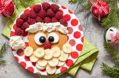 Group Therapy: Christmas Kids' Menu