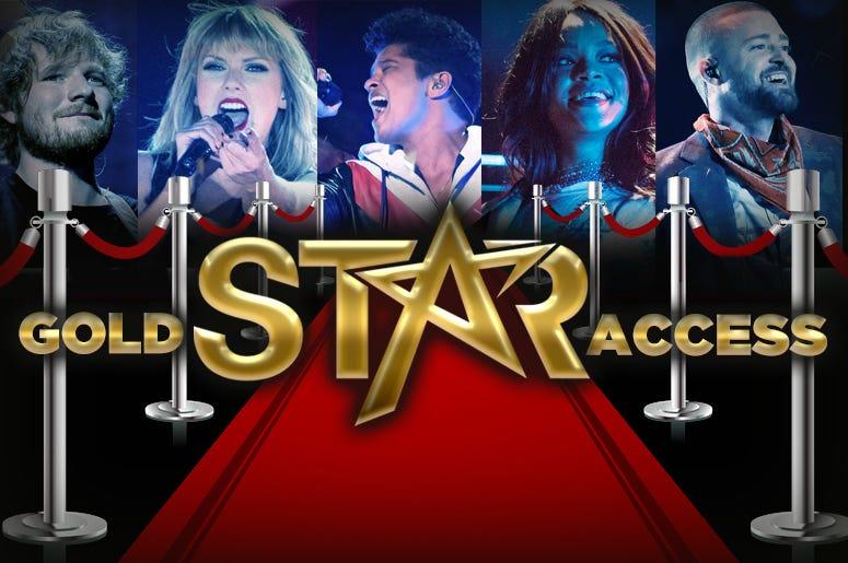 Gold Star Access