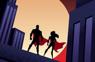 Who Would Be Your Superhero Sidekick?