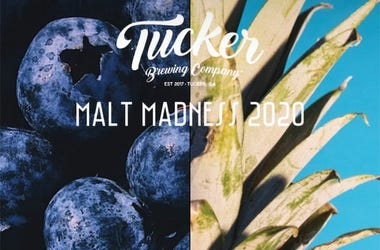 Tucker Brewing Company Malt Madness 2020